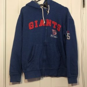 Men's NY giants sweatshirt